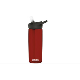 CamelBak Eddy+ Vannflaske 600ml rød/Transparent